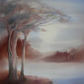 Osamělý břeh
