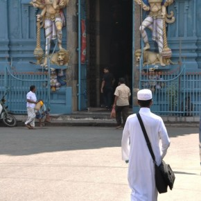 Srílanské svatostánky (1)