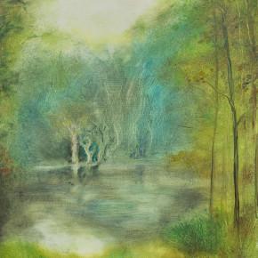 Na břehu pohádkového jezera