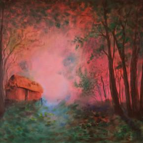 Lesní sídlo malého gnóma