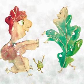 Tanec listů
