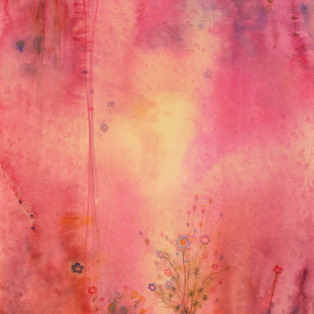 Růžový sen o jaře