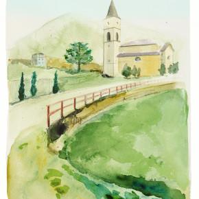 Pannone Cesta ke kostelíku