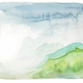 Pohled na Lago di Garda