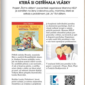 únor časopis Žlutý s61
