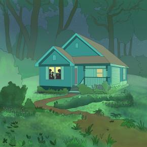 Domeček u lesa