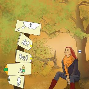 Ilustrace na přebal