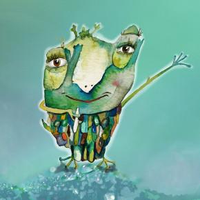 Staromládenecký žabák z Vysočiny