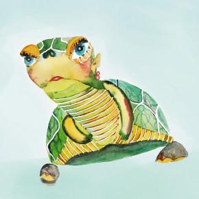 Želvuše