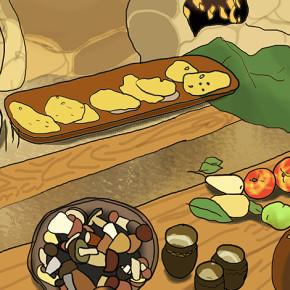 Slovanský jídelníček