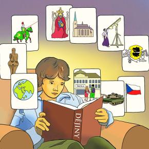 Historie - úvodní ilustrace