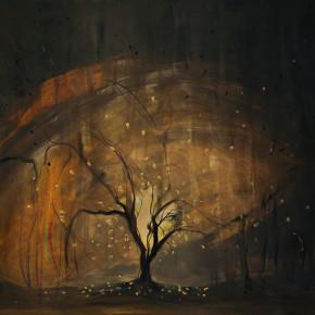 Světlo končícího podzimu