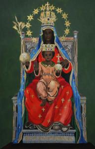 Panna Marie Montserratská