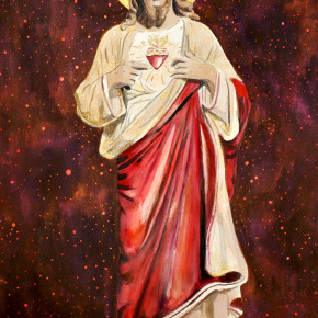 Nejsvětější Srdce Ježíšovo