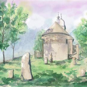 Kostel svatého Matouše Jedlová