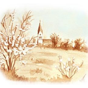 Úhonický kostelík