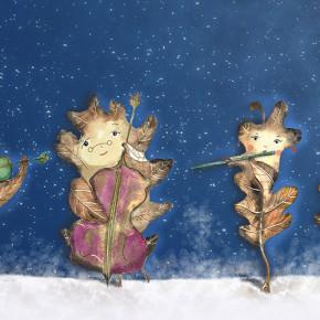 Lístečkové kvarteto