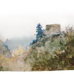 Castel Gresta bývalé sídlo mocné rodiny